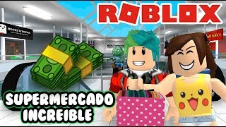 Escape the Supermarket ? Roblox Shopping Centre Roblox Roleplay Games