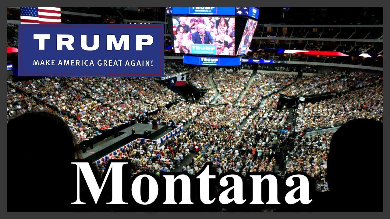 LIVE Donald Trump Billings Montana MASSIVE Rally FULL ...