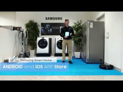 samsung powerbot vr9200 staubsauger roboter hands on. Black Bedroom Furniture Sets. Home Design Ideas