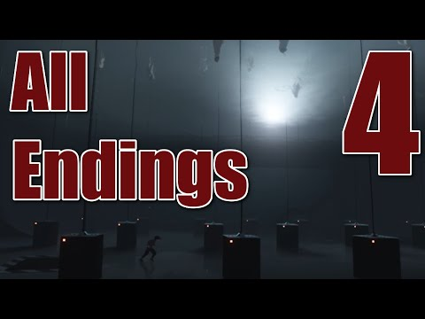 INSIDE   The Finale, ALL ENDINGS, Manly Let's Play Pt.4