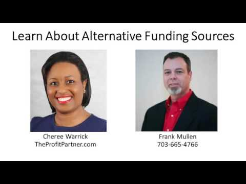 Alternative Business Funding Discussion with Frank Mullen