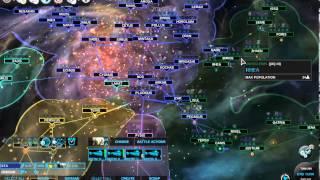 Endless Space Gameplay - [SVK] - Navod