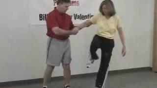 Ultimate Karate Foot Stomp: Simple Self Defense Moves