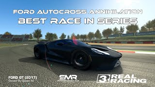 Real Racing 3 Ford Autocross Annihilation Best Race In Series