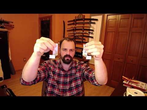 Vlog Blog Sword Log 38:  What makes a sword good?  Also Ikea Sword Rack?