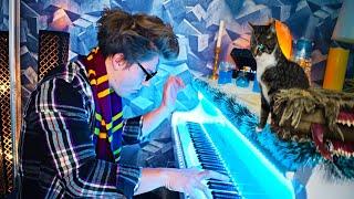 Harry Potter's theme on PIANO