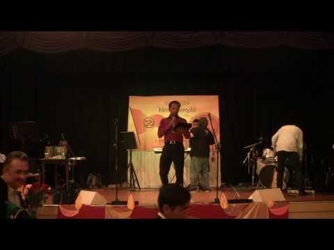Saratoga Diwali Mela 2013 - by Saratoga Hindu Temple Video 1 of 5