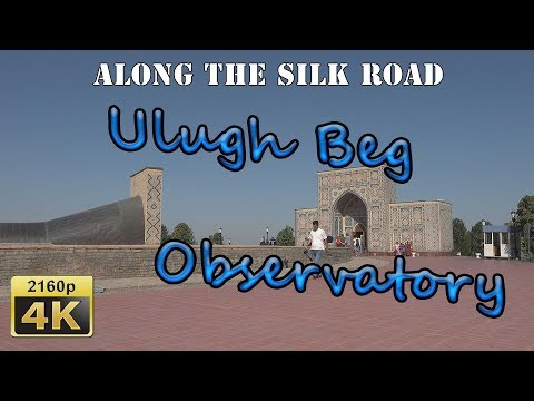 Ulugh Beg Observatory, Samarkand - Uzbekistan 4K Travel Channel