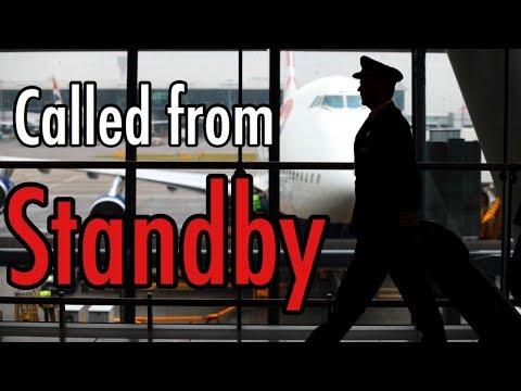 Pilot standby -