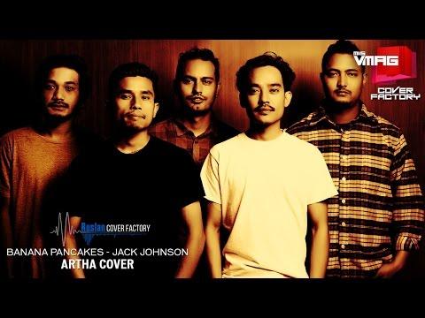 BANANA PANCAKES — JACK JOHNSON (Artha Cover) | RUSLAN COVER FACTORY | M&S VMAG