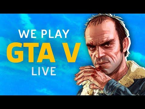 Grand Theft Auto V Comes To Xbox Game Pass | GameSpot Live