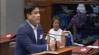 Senate Session No. 34 (november 18, 2019)