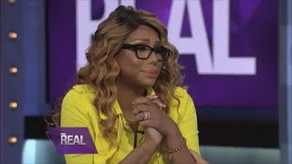 Tamar Braxton talks about being bullied by K. Michelle on The Real