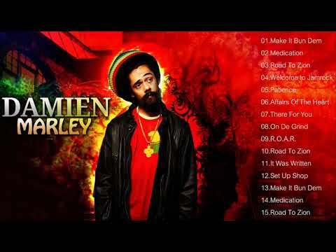 Damian Marley Greatest Hits - Best Songs Of Damian Marley