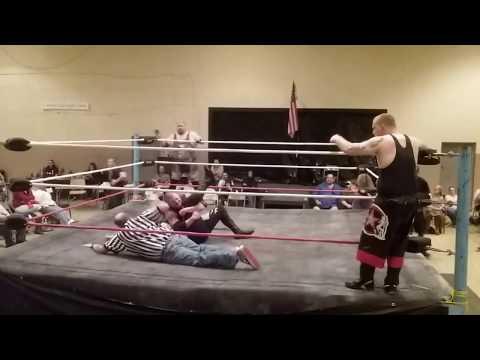Freak Ink vs The Regulators @ Live Pro Wrestling(Dunlap, TN)