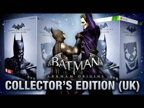 Batman: Arkham Origins - Collector's Edition (UK \ Europe)