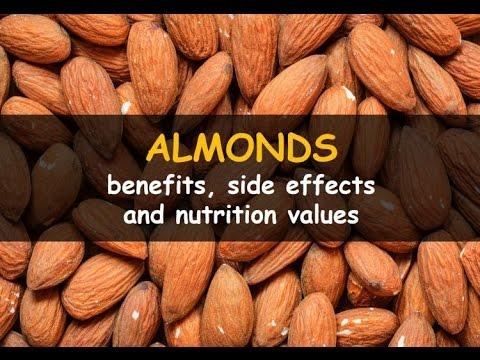 10 Benefits of Almonds Nutrition | Badam Ke Benefits बादाम खाने के 10 फायदे