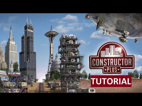 Constructor plus gameplay español Tutorial