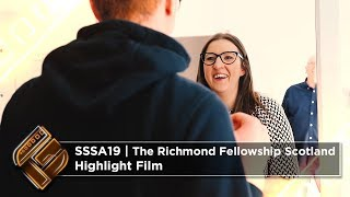 The Richmond Fellowship Scotland | SSSA2019 | GrantStudios