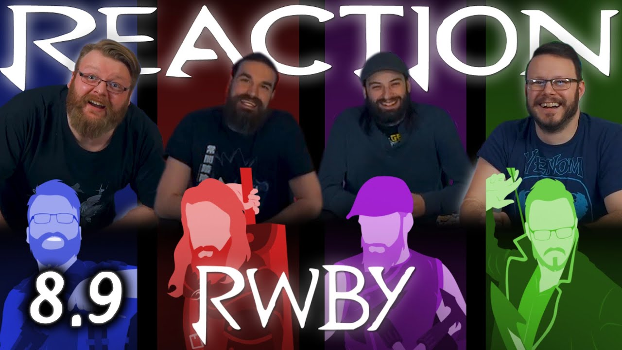 """Download RWBY 8x9 REACTION!! """"Witch"""""""