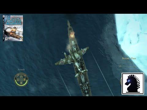PS3 Blazing Angels - Mission 14: Preemptive Strike