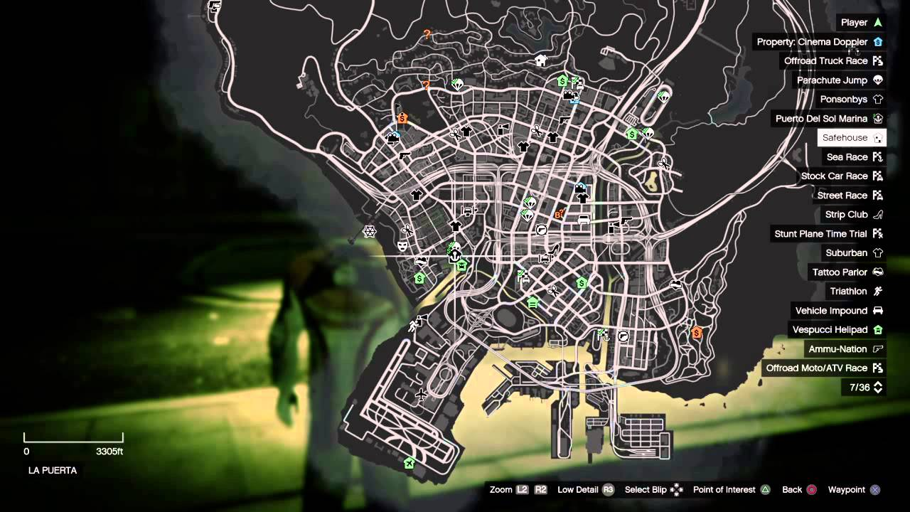 Street Race Not Appearing Glitch Gta V Youtube