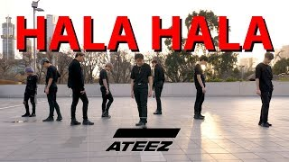 [KPOP IN PUBLIC] ATEEZ (에이티즈) HALA HALA Dance Cover (Concert Version) by O4A from AUSTRALIA