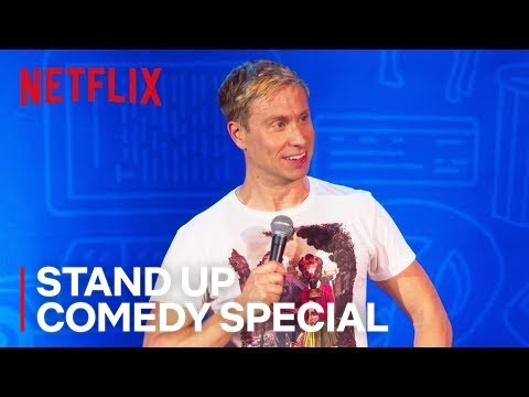 Download Youtube: Russell Howard: Recalibrate | Official Trailer [HD] | Netflix