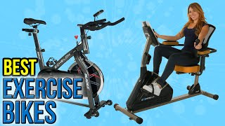 10 Best Exercise Bikes 2016