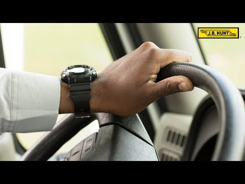 Refer Drivers for J.B. Hunt Truck Driving Jobs – Get Paid More