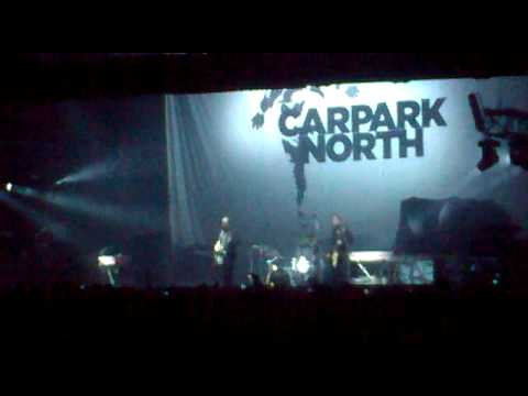 More - Carpark North Live @ Arena, Berlin 17.03.2010