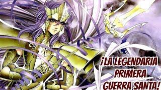 ¡La Legendaria Primera Guerra Santa! - Saint Seiya