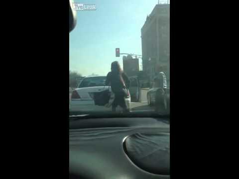 Road Rage - St. Louis, USA