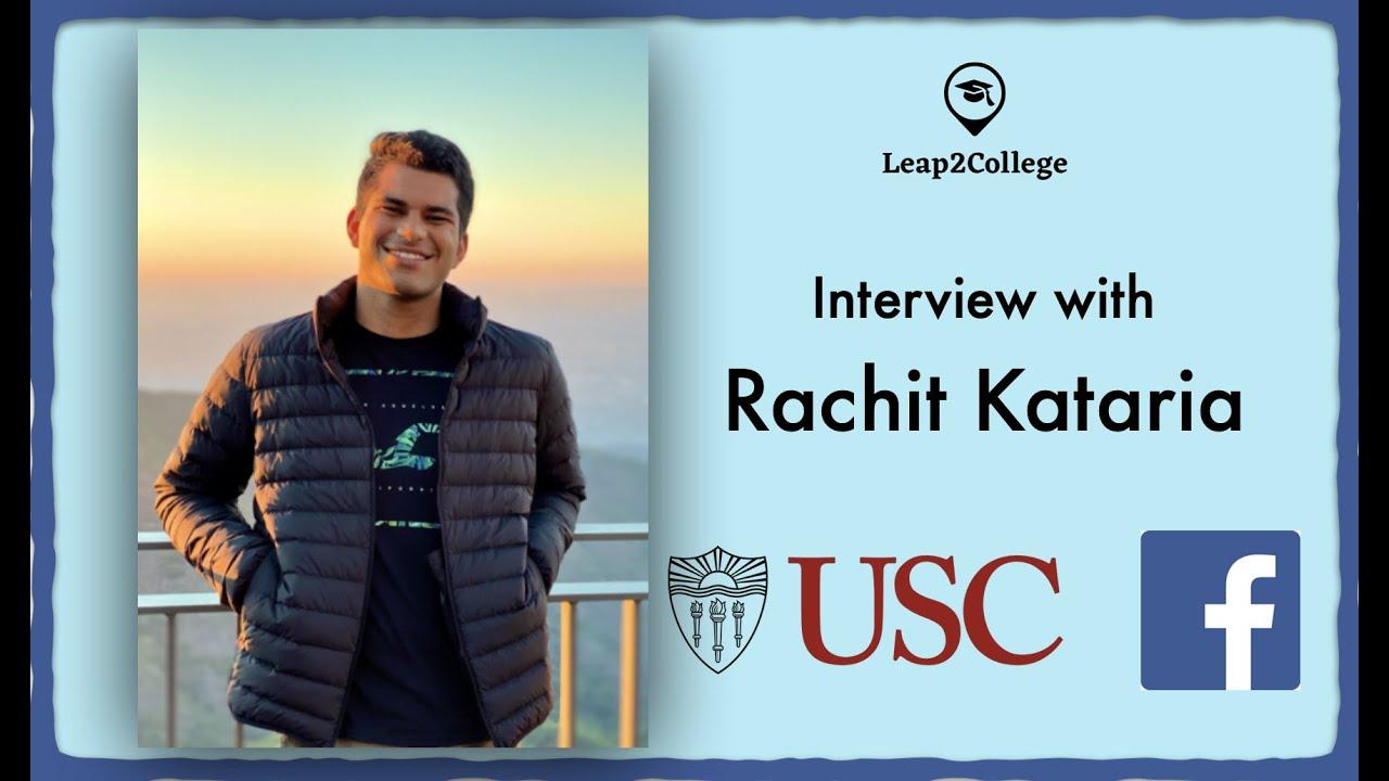 Interview With Rachit Kataria
