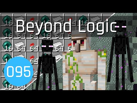 Beyond Logic #95: Return of the Iron Pearl | Minecraft 1.14