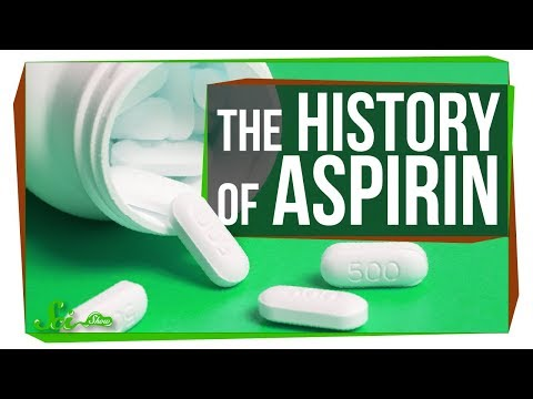 How Aspirin Changed Medicine Forever