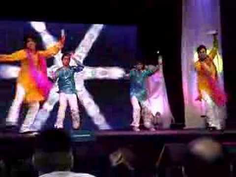 Dil Da Mamla Hai Dance- Zee Carnival 2008