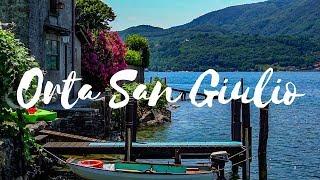 Viaggi in camper - ORTA SAN GIULIO (NO) -