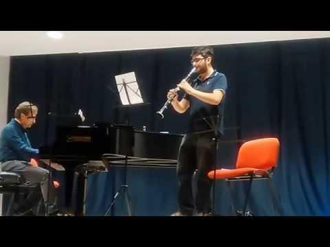 Davide Vagnozzi clarinetto