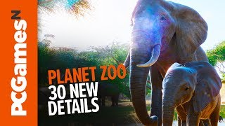 30 gameplay details you'll love | Planet Zoo