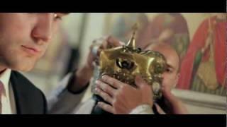 православное венчание ● волшебство ● malininvideo(Это невозможно передать на видео..очень сильное, глубокое чувство авторское, свадебное видео http://vk.com/z_amur..., 2012-02-20T10:19:39.000Z)