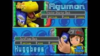 Scariest Game I Have Ever Played - Digimon Digital Card Battle