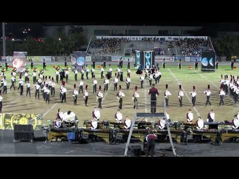 Lassiter HS Marching Trojan Band @ 2017 Tarpon Springs Outdoor Music Festival