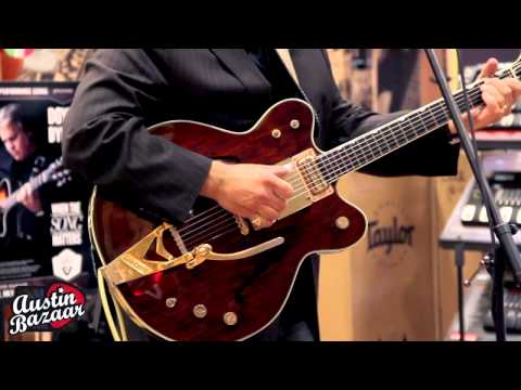 Jerry Reed's Guitar - Doyle Dykes @ Guild Master Performance Series
