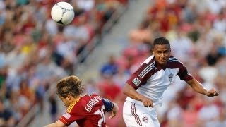 HIGHLIGHTS: Real Salt Lake vs Colorado Rapids