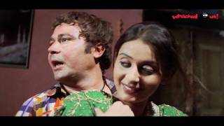 Allulla Majaka - Comedy Scenes - ( Hyderabad Nawabs ) - Boys And Girls Romancing In Bed Room