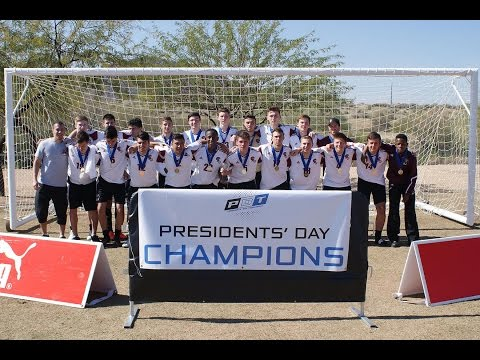 Archbishop O'Leary Soccer Academy 2014-2015 Highlight Tape
