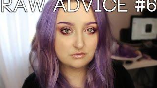 Raw Advice #6! | Watching Porn, YouTube Fame & Adultery | RawBeautyKristi