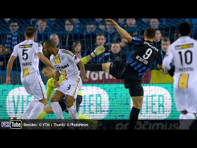 2014-2015 - Jupiler Pro League - 26. Club Brugge - Sporting Lokeren 1-1