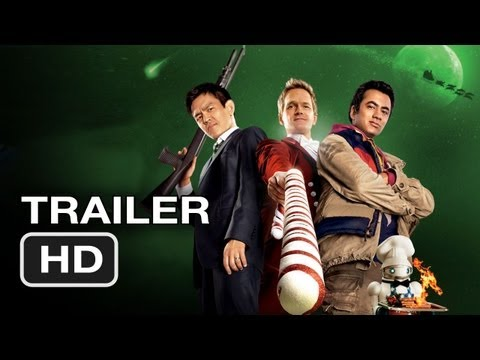 Trailer - A Very Harold and Kumar 3D Christmas (2011) Trailer - HD Movie poster